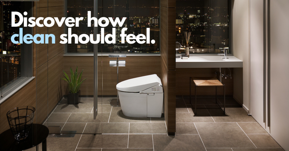 Toto Washlet: Learn About the World's Famous Bidet Toilet Seat