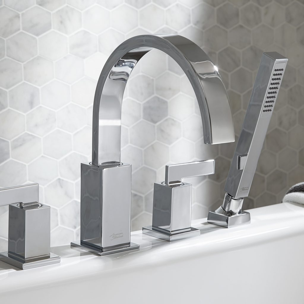 times square tub filler american standard
