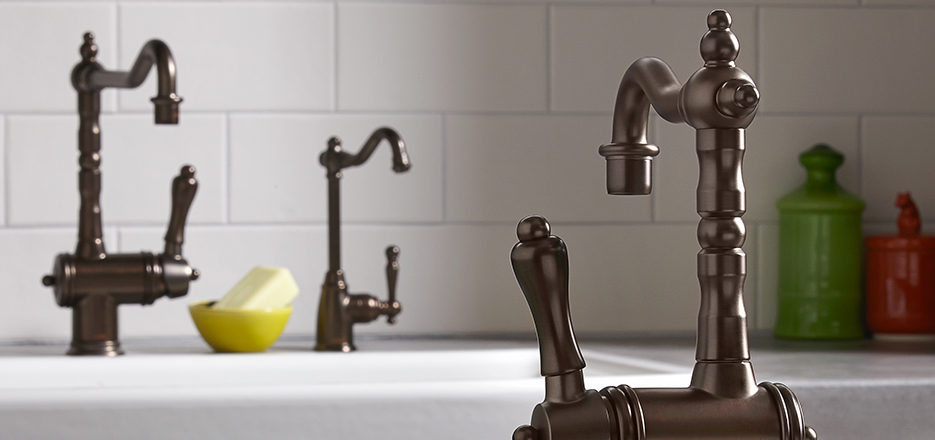 Victorian Kitchen Faucet Collection
