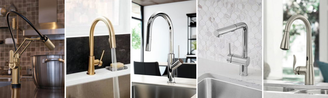Top 5 Best Kitchen Faucets of 2020